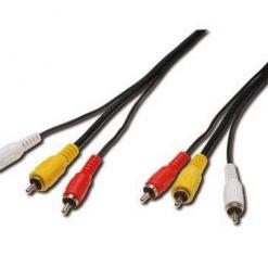 Cavo Audio Video Composito RCA 1mt