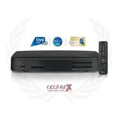 Telesystem TS9020HD Wi-Fi PVR tessera Tivùsat inclusa