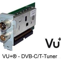 Tuner ibrido dvb-t/c per vu+ Uno e Ultimo