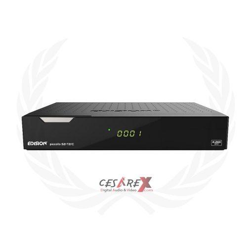 Edision Piccollo Combo DVB-S2 + DVB-T2 H265
