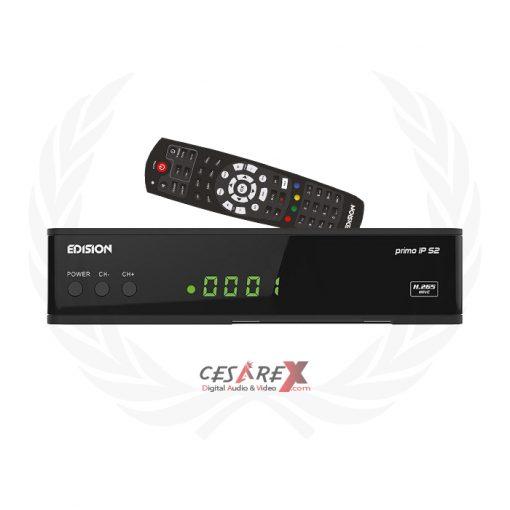 Edision Primo IP S2 H265 DVB-S2