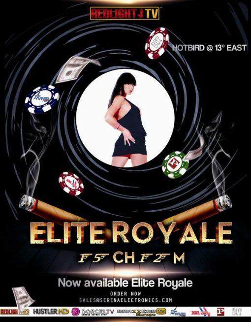 Redlight Elite Royale 14 ch viaccess 1 anno