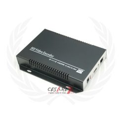 Video Encoder H.265 HEVC e H.264 Full HD 1080p per streaming video online