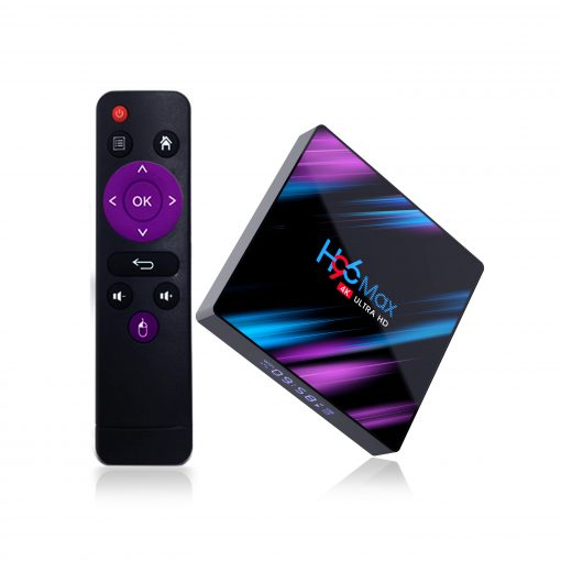 H96 Max TV-BOX Android 10 4GB+64GB Wi-Fi