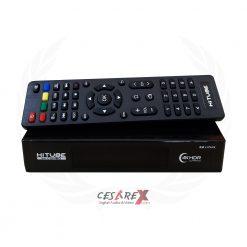 HiTube 4K Combo DVB-S2X DVB-T2 Linux Enigma2 Wi-Fi H.265 HEVC 10 bit