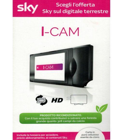 I-CAM HD WI-FI per SKY digitale terrestre