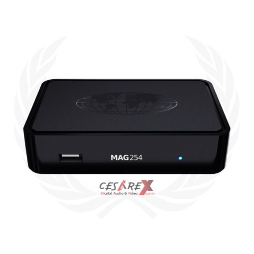 IPTV SET-TOP BOX MAG254W1 con Wi-Fi