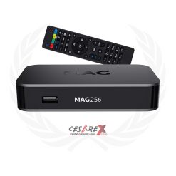 IPTV SET-TOP BOX MAG256 con Wifi W2