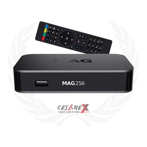 IPTV SET-TOP BOX MAG256 con Wifi W2