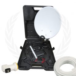 Kit parabola antenna da camping Opticum