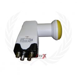 Lnb Universale Quad 204S Golden Media 0.1dB