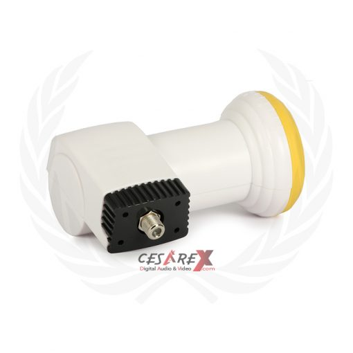 Lnb Universale Singolo Golden Media 0,1 dB