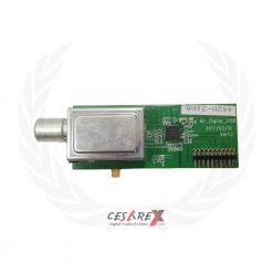 Tuner terrestre DVB-T2 originale per Zgemma H7C / H7S