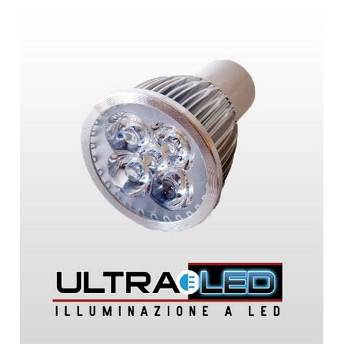 Faretto 4W GU10 LED Luce Naturale