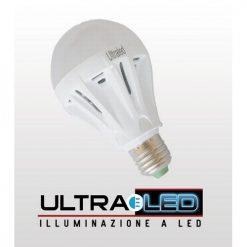 Lampadina a Bulbo 5W E27 LED Bianco Caldo