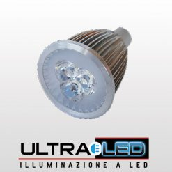 Faretto 7W GU10 LED Luce Naturale