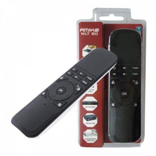 Telecomando Amiko WLT 80 con touchpad
