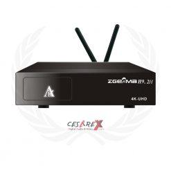 Zgemma H9.2H Combo 4K  Wi-Fi H.264-H.265 10bit ARM Zeta Gemma